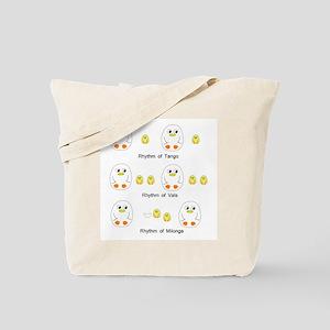 Rhythms Tote Bag