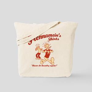 Frennamein's Shirts Tote Bag