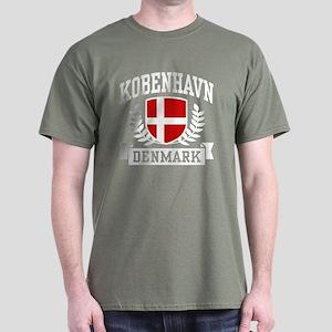 Kobenhavn Denmark Dark T-Shirt