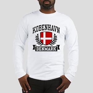 Kobenhavn Denmark Long Sleeve T-Shirt