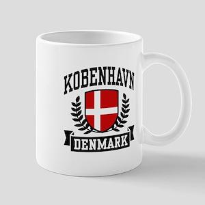 Kobenhavn Denmark Mug