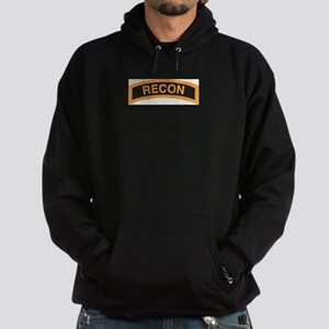 Recon Tab Black and Gold Sweatshirt