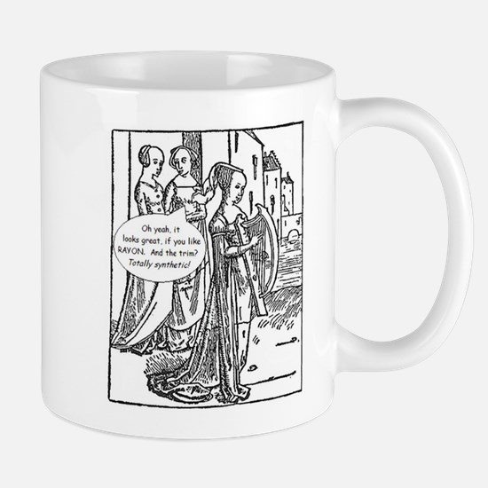 Medieval Mayhem - Gossip Mug