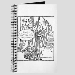 Medieval Mayhem - Gossip Journal