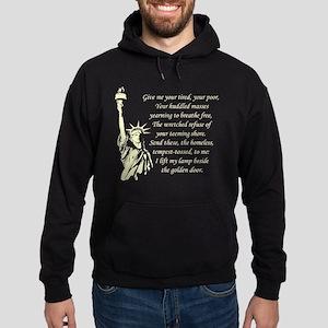 Conservative Hoodie (dark)