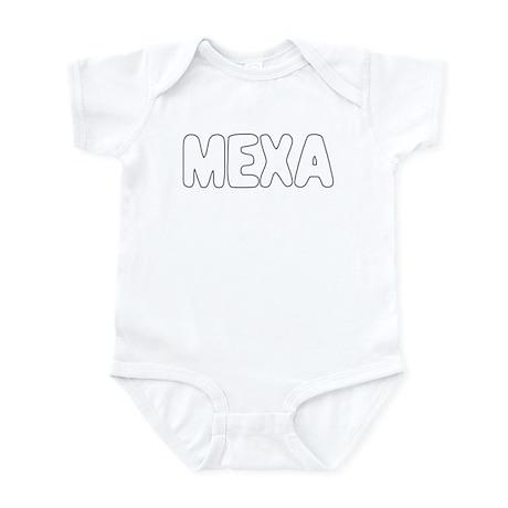 MEXA Infant Bodysuit