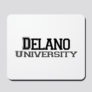 Delano University Mousepad
