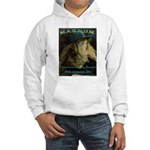 Awareness Apparel Hooded Sweatshirt