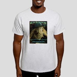 Awareness Apparel Ash Grey T-Shirt