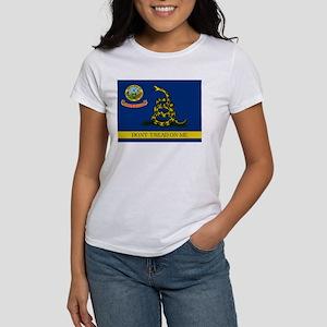 Dont Tread on Me Idaho Women's T-Shirt