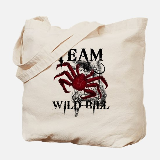 Team Wild Bill Tote Bag
