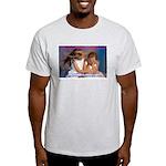 Adolescent Migraine Awareness Ash Grey T-Shirt