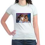 Adolescent Migraine Awareness Jr. Ringer T-Shirt