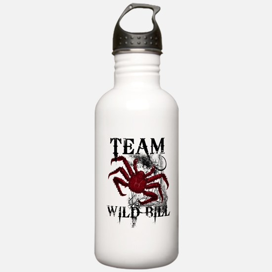 Team Wild Bill Water Bottle