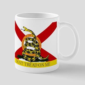 Don't Tread on Me Florida Mug