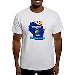 ILY Wisconsin Light T-Shirt