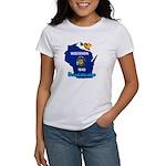 ILY Wisconsin Women's T-Shirt