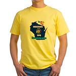 ILY Wisconsin Yellow T-Shirt