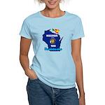 ILY Wisconsin Women's Light T-Shirt