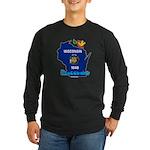 ILY Wisconsin Long Sleeve Dark T-Shirt