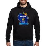 ILY Wisconsin Hoodie (dark)