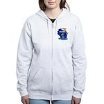 ILY Wisconsin Women's Zip Hoodie