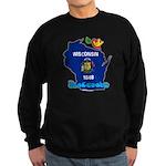 ILY Wisconsin Sweatshirt (dark)