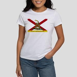 Don't Tread on Me Alabama Women's T-Shirt