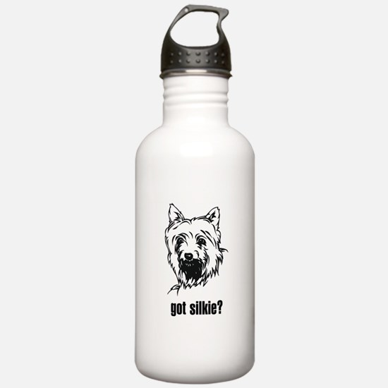 Silky Terrier Water Bottle