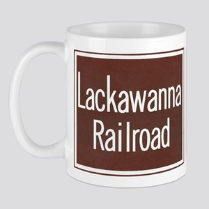 Lackawanna Flag Mug