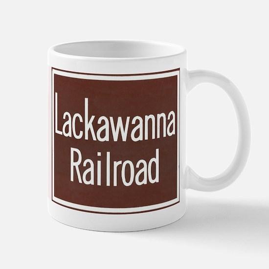 Lackawanna Flag Mug