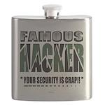 famous hacker funny slogan Flask
