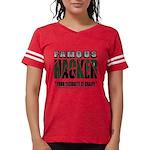 famous hacker funny slogan T-Shirt