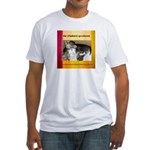 the whiskers' syndicate Fitted T-Shirt