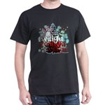 Twilight Christmas by Twidaddy.com Dark T-Shirt