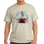 Twilight Christmas by Twidaddy.com Light T-Shirt