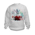 Twilight Christmas by Twidaddy.com Kids Sweatshirt