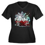 Twilight Christmas by Twidaddy.com Women's Plus Si