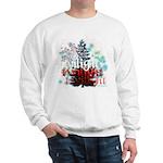 Twilight Christmas by Twidaddy.com Sweatshirt