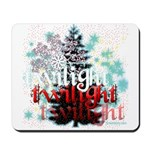 Twilight Christmas by Twidaddy.com Mousepad