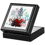 Twilight Christmas by Twidaddy.com Keepsake Box