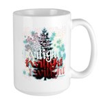 Twilight Christmas by Twidaddy.com Large Mug