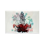 Twilight Christmas by Twidaddy.com Rectangle Magne