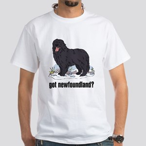 Newfoundland 2 White T-Shirt