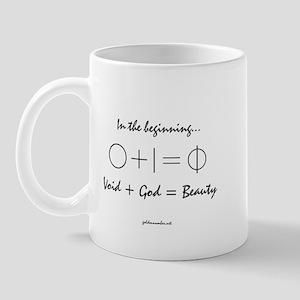 0+1=Phi Mug