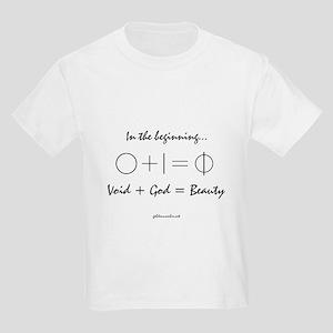 0+1=Phi Kids T-Shirt