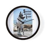 Spotty Boy Sonny's Wall Clock