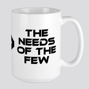 Spock: The Needs of the Many Large Mug