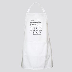 Click here to see other produ Apron