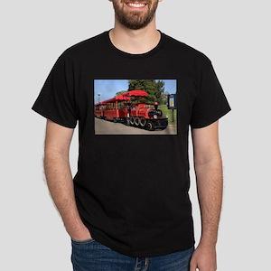 Red Tourist Train T-Shirt